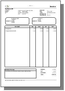 template invoice